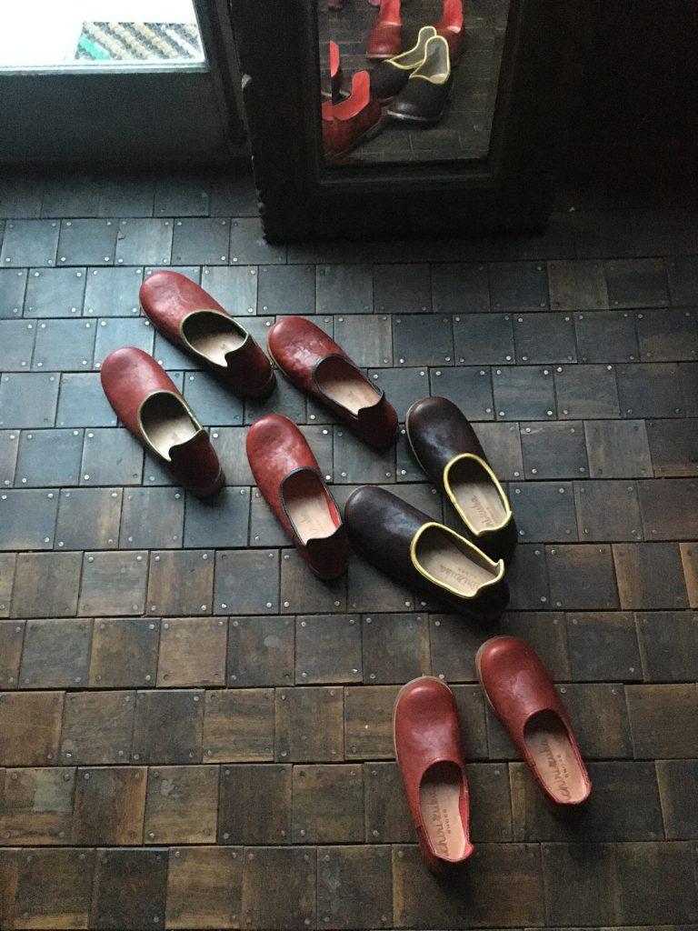 靴べらシューズいろいろ