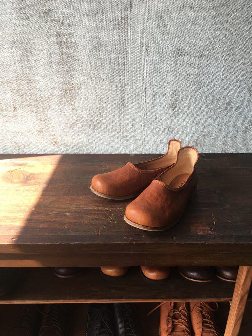 靴べらシューズ